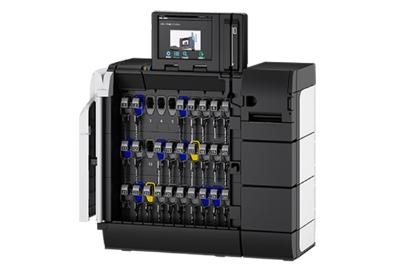 重要鍵管理機<システムキーボックス>KBS-1000シリーズ