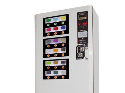 プラスチック券売機   K116